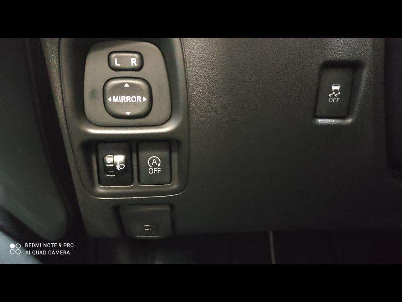Photo 21 de l'offre de PEUGEOT 108 VTi 72 Top! Style S&S 4cv 5p à 12880€ chez Garage Payoux - Citroën Ploermel