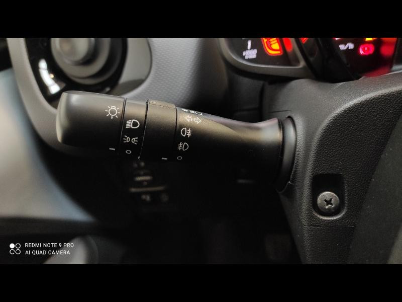 Photo 17 de l'offre de PEUGEOT 108 VTi 72 Top! Style S&S 4cv 5p à 12880€ chez Garage Payoux - Citroën Ploermel