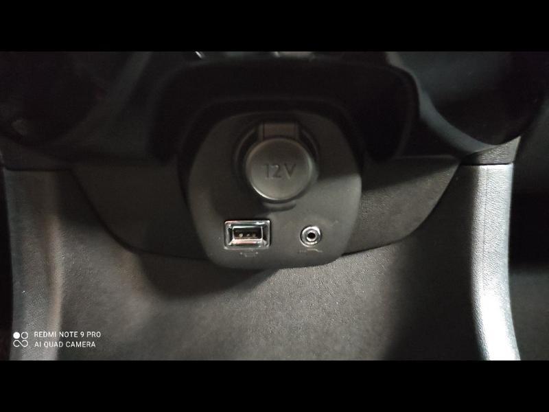 Photo 22 de l'offre de PEUGEOT 108 VTi 72 Top! Style S&S 4cv 5p à 12880€ chez Garage Payoux - Citroën Ploermel