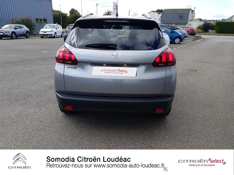 Photo 5 de l'offre de PEUGEOT 2008 1.2 PureTech 130ch E6.c Style S&S à 15990€ chez Somodia - Citroën Loudeac