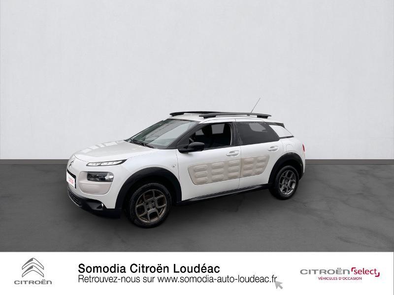 Citroen C4 Cactus BlueHDi 100 Shine Diesel GRIS ALUMINIUM Occasion à vendre