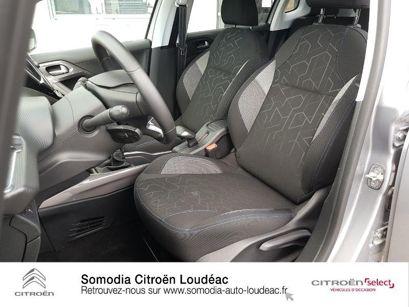 Photo 9 de l'offre de PEUGEOT 2008 1.2 PureTech 130ch E6.c Style S&S à 15990€ chez Somodia - Citroën Loudeac