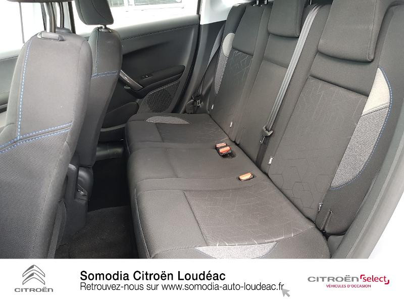 Photo 10 de l'offre de PEUGEOT 2008 1.2 PureTech 130ch E6.c Style S&S à 15990€ chez Somodia - Citroën Loudeac