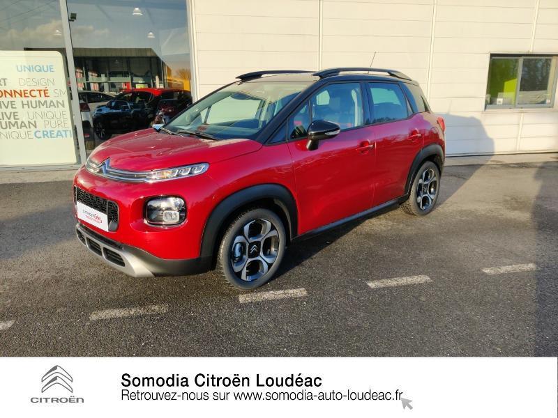 Photo 20 de l'offre de CITROEN C3 Aircross BlueHDi 100ch S&S Shine E6.d 123g à 21990€ chez Somodia - Citroën Loudeac