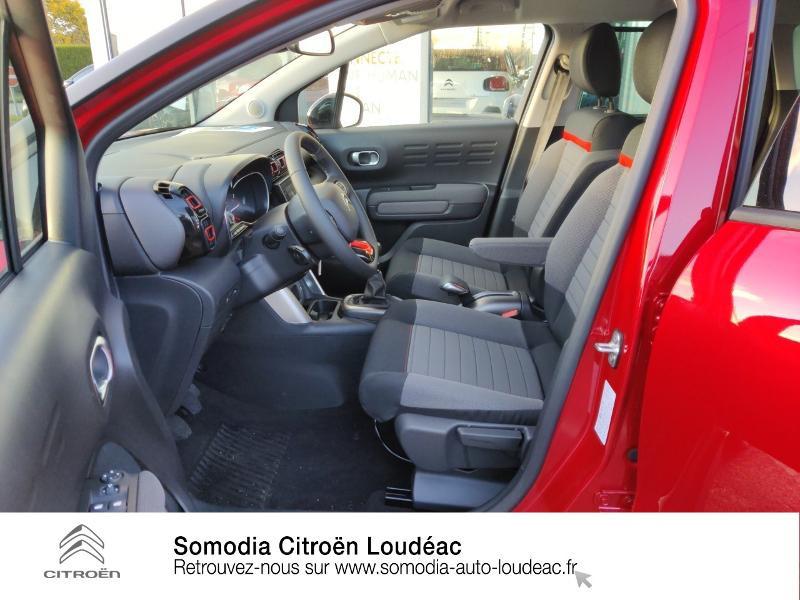 Photo 9 de l'offre de CITROEN C3 Aircross BlueHDi 100ch S&S Shine E6.d 123g à 21990€ chez Somodia - Citroën Loudeac