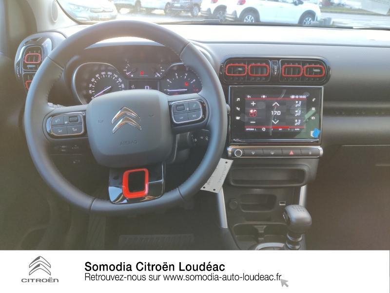 Photo 8 de l'offre de CITROEN C3 Aircross BlueHDi 100ch S&S Shine E6.d 123g à 21990€ chez Somodia - Citroën Loudeac