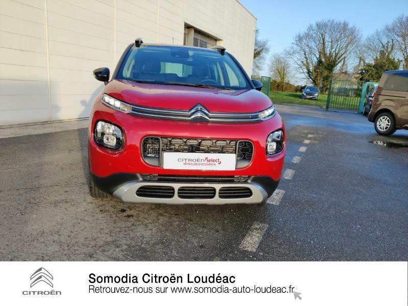 Photo 2 de l'offre de CITROEN C3 Aircross BlueHDi 100ch S&S Shine E6.d 123g à 21990€ chez Somodia - Citroën Loudeac