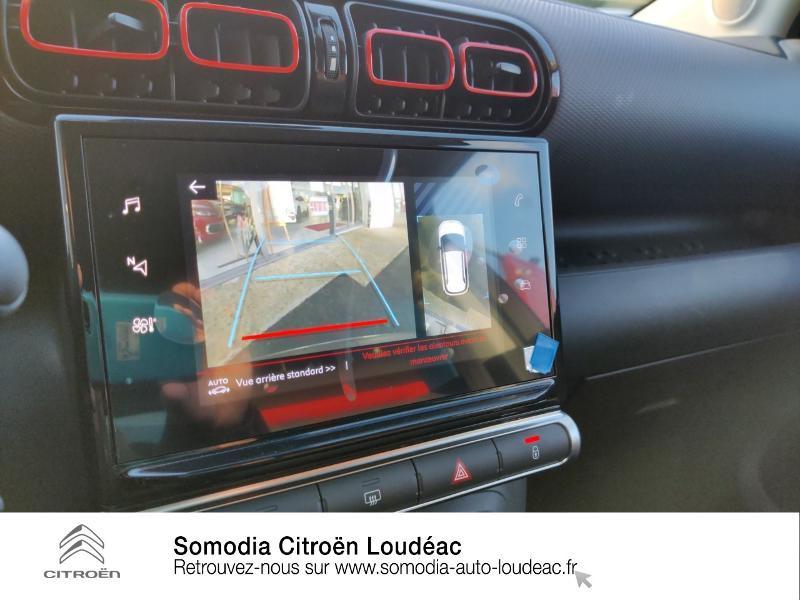Photo 12 de l'offre de CITROEN C3 Aircross BlueHDi 100ch S&S Shine E6.d 123g à 21990€ chez Somodia - Citroën Loudeac