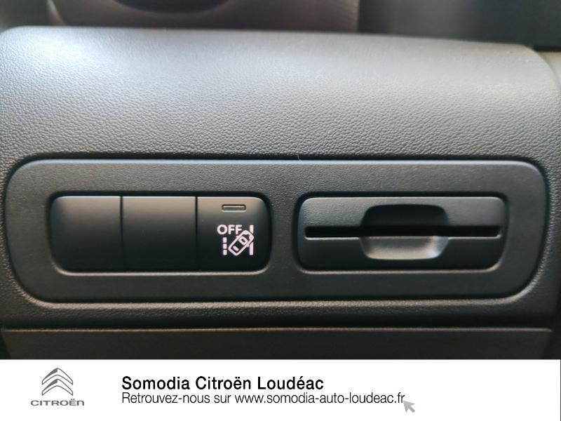 Photo 19 de l'offre de CITROEN C3 Aircross BlueHDi 100ch S&S Shine E6.d 123g à 21990€ chez Somodia - Citroën Loudeac