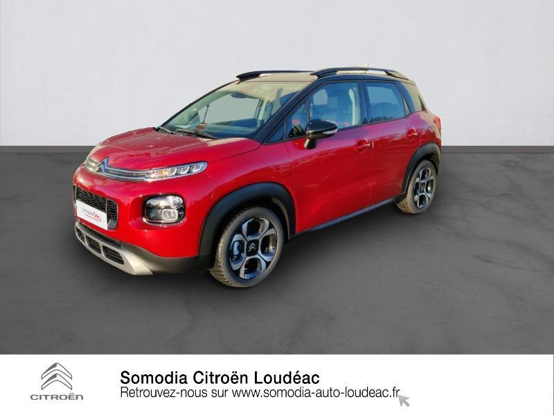 Photo 1 de l'offre de CITROEN C3 Aircross BlueHDi 100ch S&S Shine E6.d 123g à 21990€ chez Somodia - Citroën Loudeac