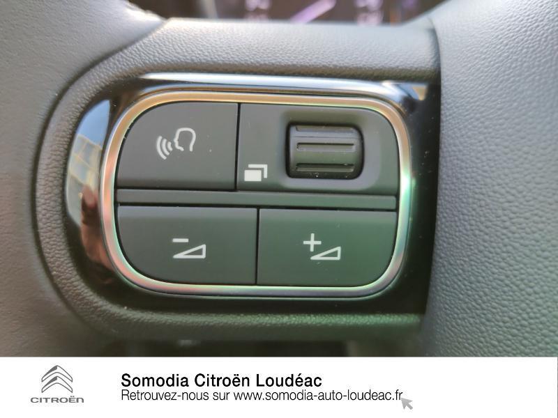 Photo 14 de l'offre de CITROEN C3 Aircross BlueHDi 100ch S&S Shine E6.d 123g à 21990€ chez Somodia - Citroën Loudeac