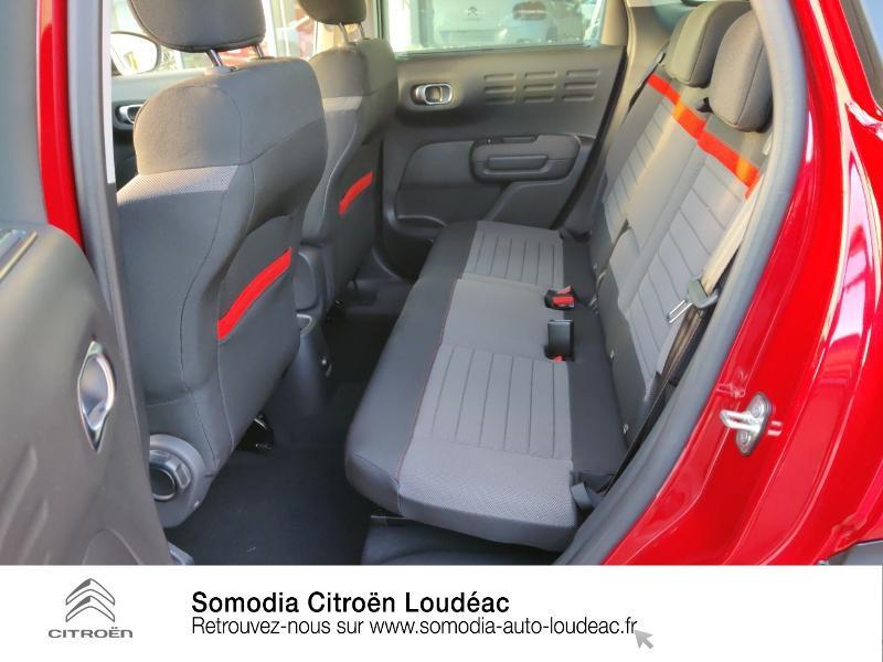 Photo 10 de l'offre de CITROEN C3 Aircross BlueHDi 100ch S&S Shine E6.d 123g à 21990€ chez Somodia - Citroën Loudeac