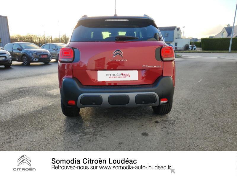 Photo 5 de l'offre de CITROEN C3 Aircross BlueHDi 100ch S&S Shine E6.d 123g à 21990€ chez Somodia - Citroën Loudeac
