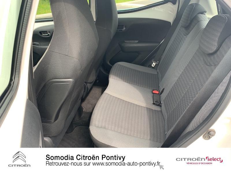Photo 10 de l'offre de TOYOTA Aygo 1.0 VVT-i 72ch x-play 5p à 10790€ chez Somodia - Citroën Loudeac