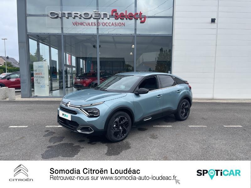 Photo 22 de l'offre de CITROEN C4 PureTech 130ch S&S Shine EAT8 à 29590€ chez Somodia - Citroën Loudeac