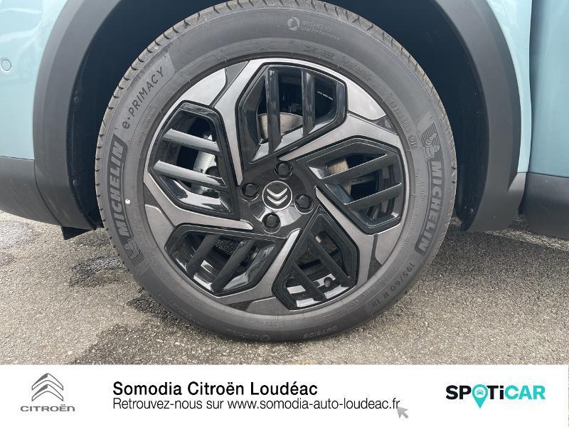 Photo 11 de l'offre de CITROEN C4 PureTech 130ch S&S Shine EAT8 à 29590€ chez Somodia - Citroën Loudeac