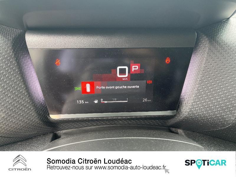 Photo 14 de l'offre de CITROEN C4 PureTech 130ch S&S Shine EAT8 à 29590€ chez Somodia - Citroën Loudeac