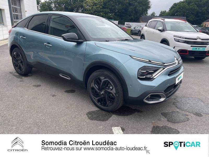 Photo 3 de l'offre de CITROEN C4 PureTech 130ch S&S Shine EAT8 à 29590€ chez Somodia - Citroën Loudeac
