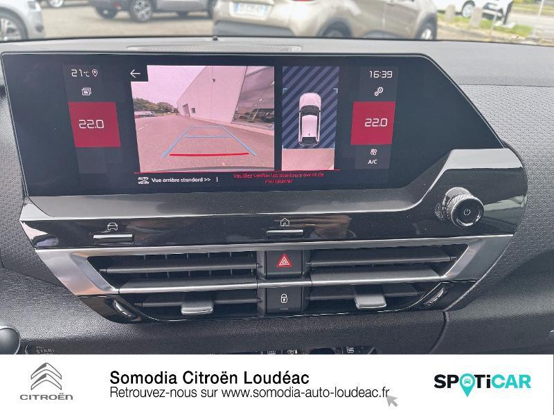 Photo 17 de l'offre de CITROEN C4 PureTech 130ch S&S Shine EAT8 à 29590€ chez Somodia - Citroën Loudeac