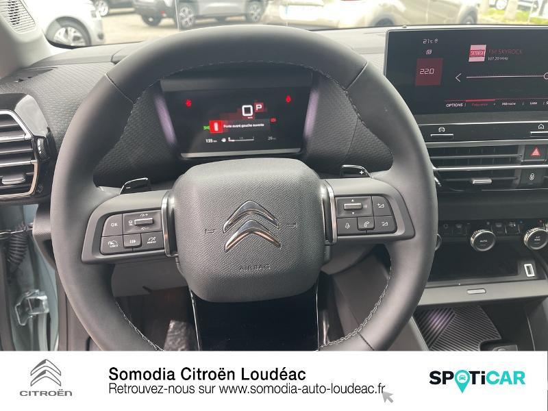 Photo 13 de l'offre de CITROEN C4 PureTech 130ch S&S Shine EAT8 à 29590€ chez Somodia - Citroën Loudeac
