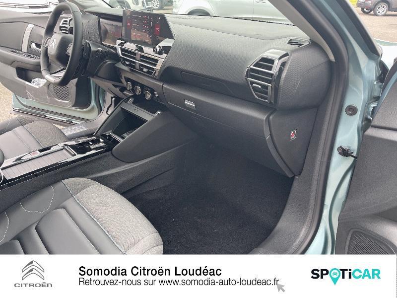 Photo 20 de l'offre de CITROEN C4 PureTech 130ch S&S Shine EAT8 à 29590€ chez Somodia - Citroën Loudeac