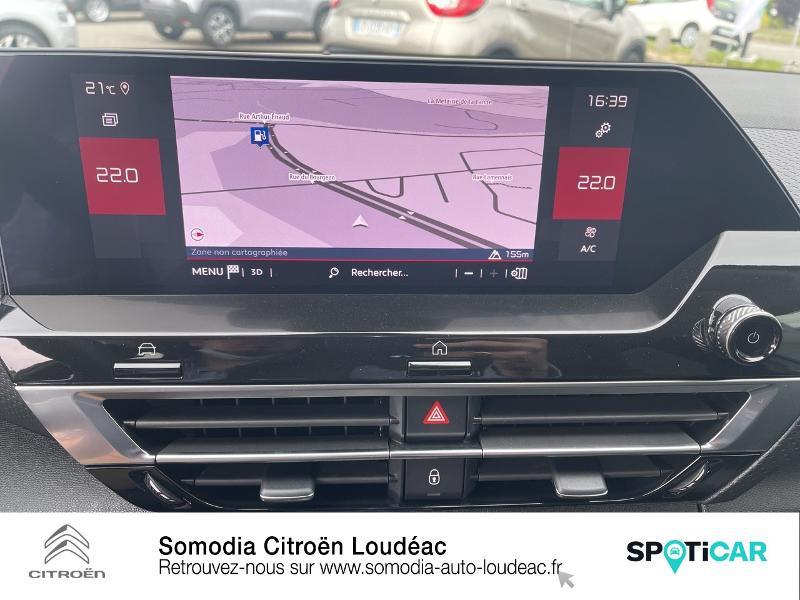 Photo 16 de l'offre de CITROEN C4 PureTech 130ch S&S Shine EAT8 à 29590€ chez Somodia - Citroën Loudeac