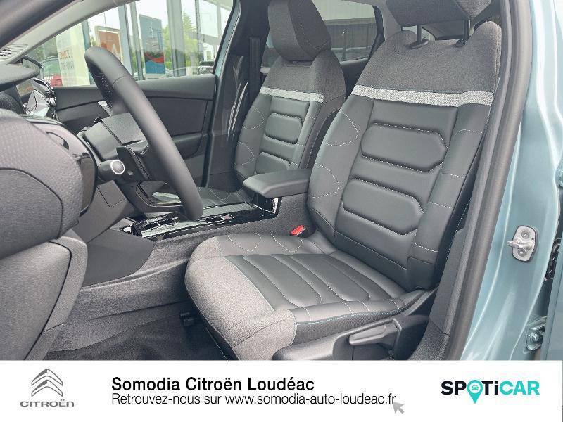Photo 9 de l'offre de CITROEN C4 PureTech 130ch S&S Shine EAT8 à 29590€ chez Somodia - Citroën Loudeac
