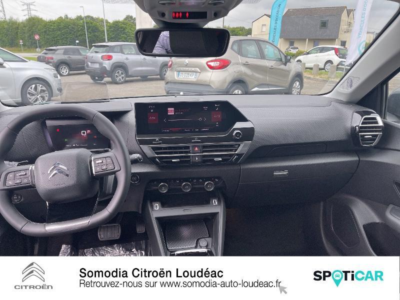 Photo 8 de l'offre de CITROEN C4 PureTech 130ch S&S Shine EAT8 à 29590€ chez Somodia - Citroën Loudeac