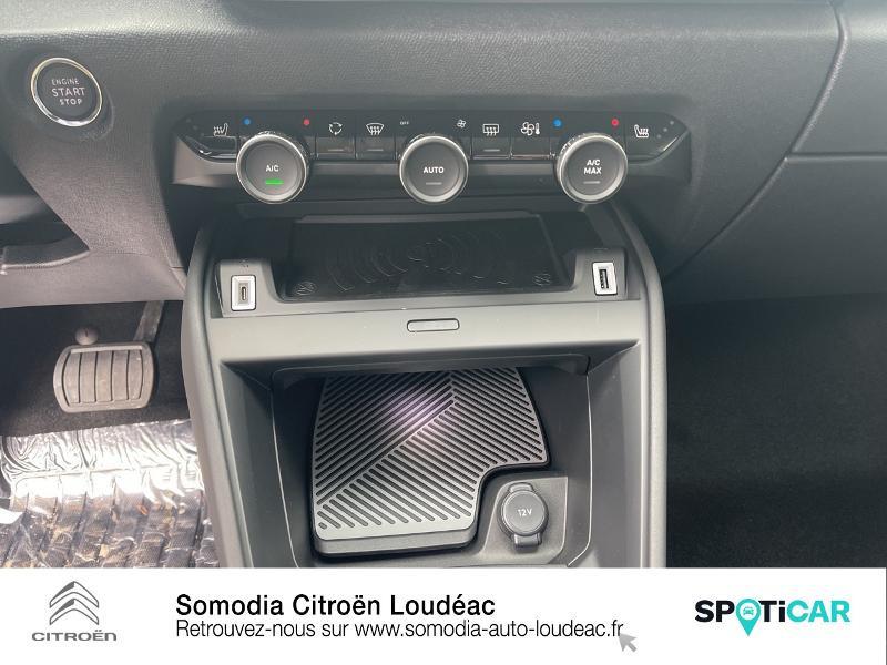 Photo 19 de l'offre de CITROEN C4 PureTech 130ch S&S Shine EAT8 à 29590€ chez Somodia - Citroën Loudeac