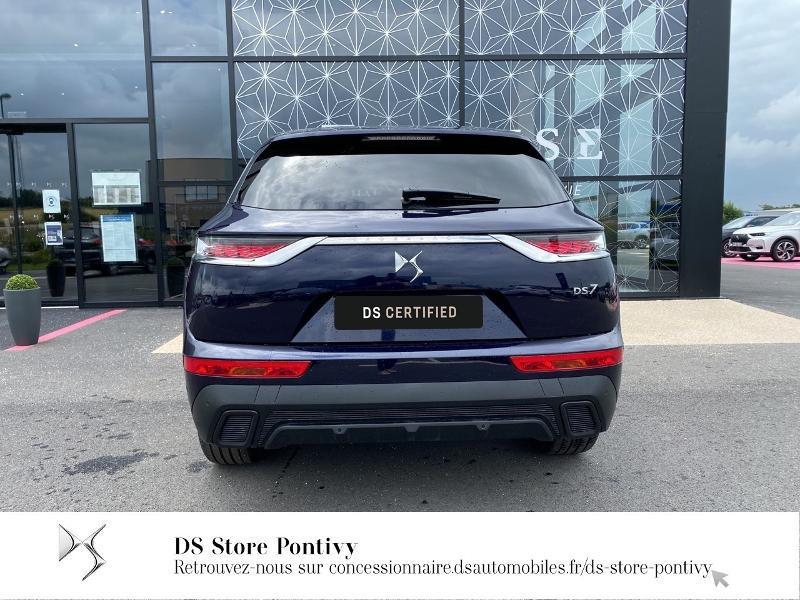 Photo 5 de l'offre de DS DS 7 Crossback BlueHDi 130ch So Chic Automatique 7cv à 36990€ chez Somodia - Citroën Loudeac