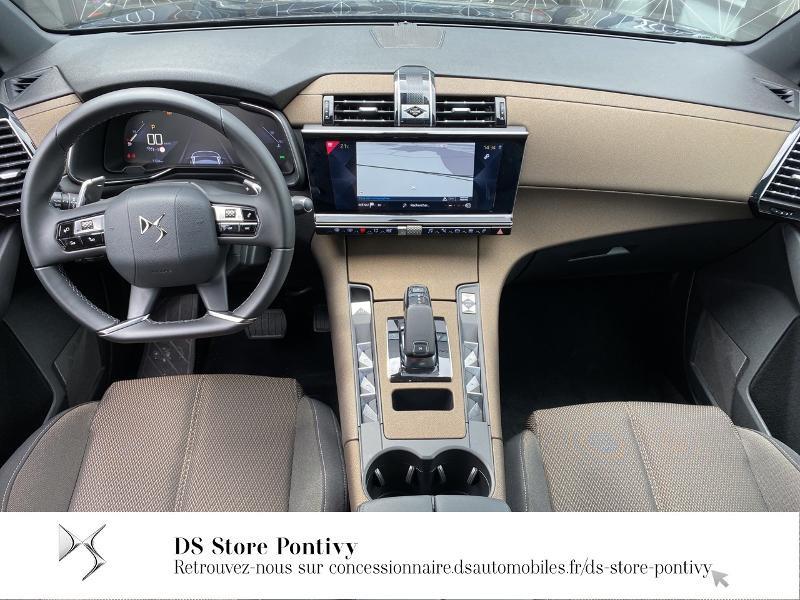 Photo 8 de l'offre de DS DS 7 Crossback BlueHDi 130ch So Chic Automatique 7cv à 36990€ chez Somodia - Citroën Loudeac