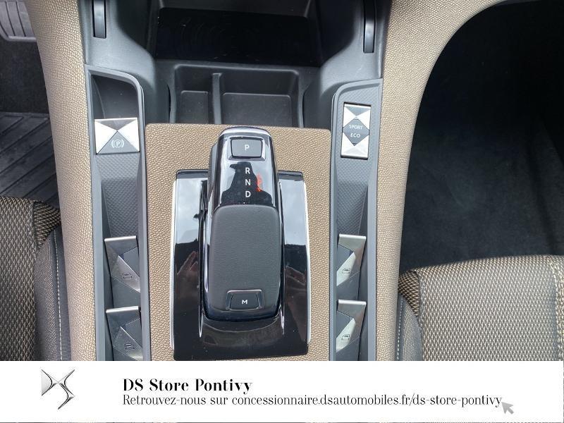 Photo 13 de l'offre de DS DS 7 Crossback BlueHDi 130ch So Chic Automatique 7cv à 36990€ chez Somodia - Citroën Loudeac