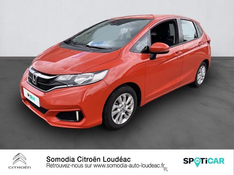 Honda Jazz 1.3 i-VTEC 102ch Executive CVT Essence Orange Occasion à vendre