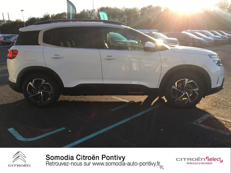Photo 4 de l'offre de CITROEN C5 Aircross BlueHDi 180ch S&S C-Series EAT8 à 29990€ chez Somodia - Citroën Pontivy