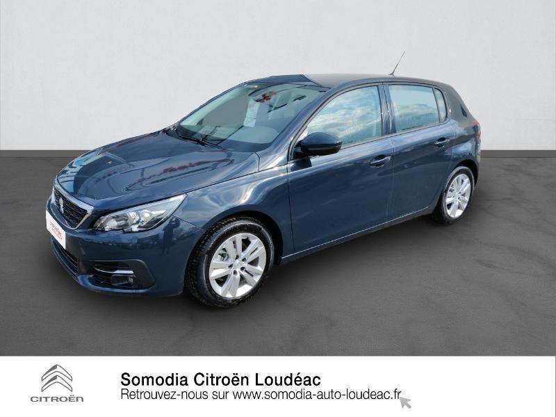 Peugeot 308 1.5 BlueHDi 100ch E6.c S&S Active Diesel GRIS HURRICANE Occasion à vendre