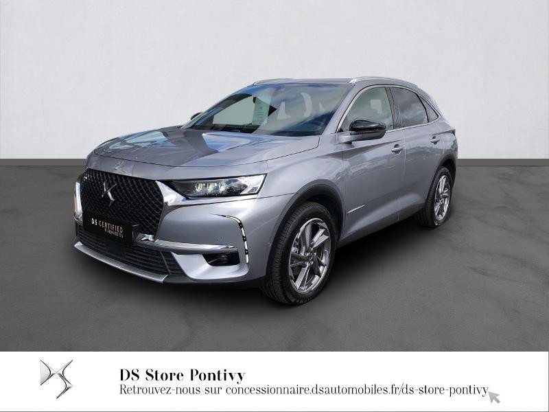 Ds DS 7 Crossback BlueHDi 180ch Grand Chic Automatique Diesel GRIS Occasion à vendre