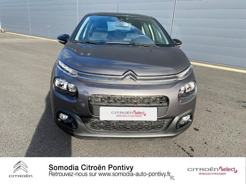 Photo 2 de l'offre de CITROEN C3 Bluehdi 100 Shine BVM à 20490€ chez Somodia - Citroën Pontivy