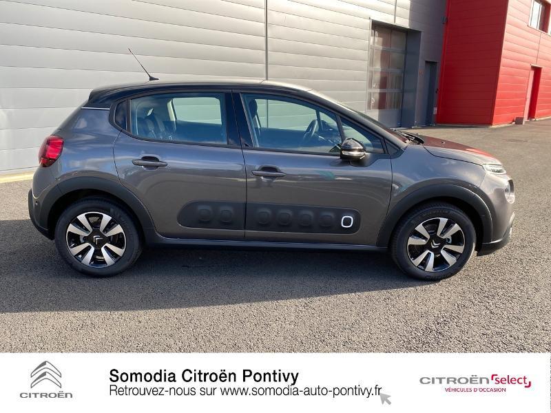 Photo 4 de l'offre de CITROEN C3 Bluehdi 100 Shine BVM à 20490€ chez Somodia - Citroën Pontivy