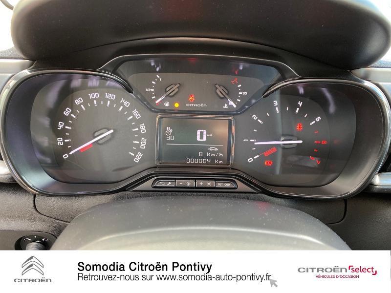 Photo 13 de l'offre de CITROEN C3 Bluehdi 100 Shine BVM à 20490€ chez Somodia - Citroën Pontivy