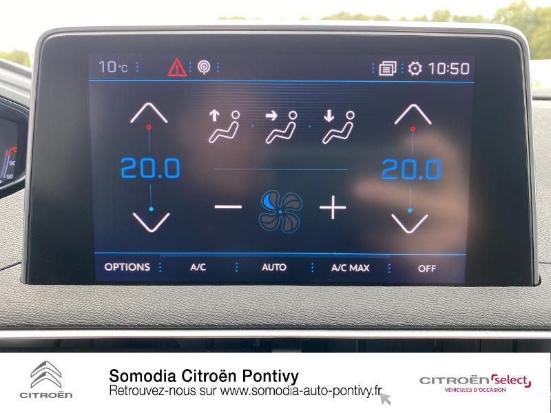Photo 15 de l'offre de PEUGEOT 3008 1.5 BlueHDi 130ch E6.c Allure S&S 111g à 26990€ chez Somodia - Citroën Pontivy