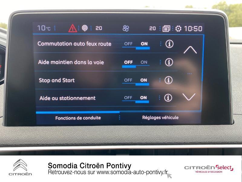 Photo 16 de l'offre de PEUGEOT 3008 1.5 BlueHDi 130ch E6.c Allure S&S 111g à 26990€ chez Somodia - Citroën Pontivy