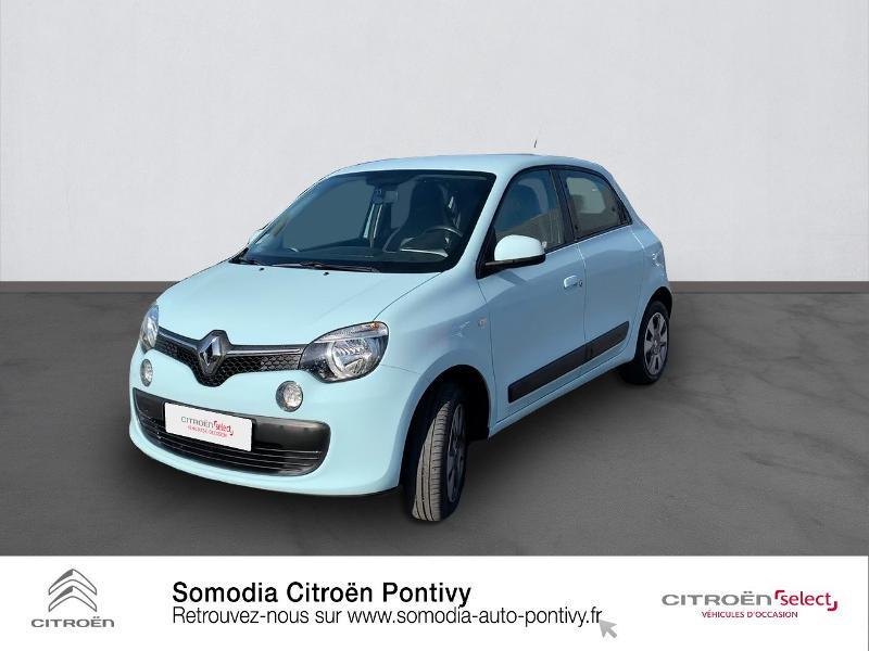 Renault Twingo 1.0 SCe 70ch Stop&Start Zen eco² Essence bleu dragée Occasion à vendre