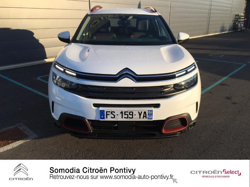 Photo 2 de l'offre de CITROEN C5 Aircross BlueHDi 180ch S&S C-Series EAT8 à 29990€ chez Somodia - Citroën Pontivy