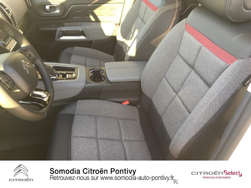 Photo 9 de l'offre de CITROEN C5 Aircross BlueHDi 180ch S&S C-Series EAT8 à 29990€ chez Somodia - Citroën Pontivy