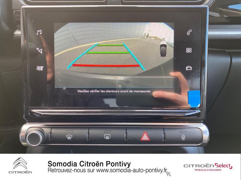 Photo 18 de l'offre de CITROEN C3 Bluehdi 100 Shine BVM à 20490€ chez Somodia - Citroën Pontivy