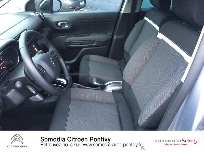 Photo 9 de l'offre de CITROEN C3 Aircross PureTech 110ch S&S Shine E6.d 6cv à 17990€ chez Somodia - Citroën Pontivy