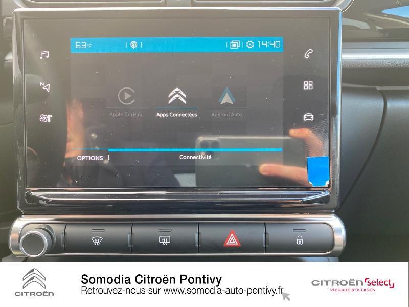 Photo 16 de l'offre de CITROEN C3 Bluehdi 100 Shine BVM à 20490€ chez Somodia - Citroën Pontivy