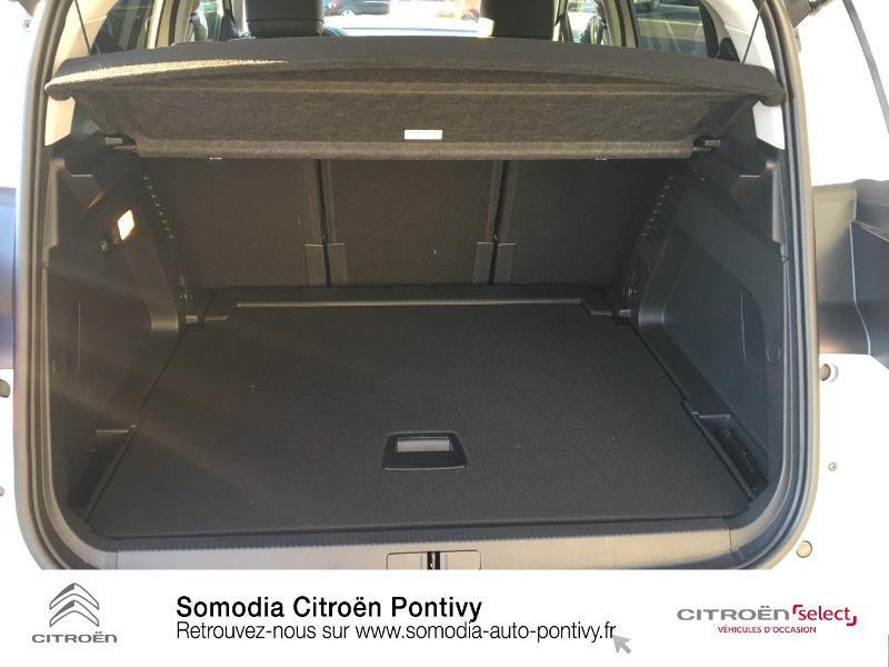 Photo 6 de l'offre de CITROEN C5 Aircross BlueHDi 180ch S&S C-Series EAT8 à 29990€ chez Somodia - Citroën Pontivy
