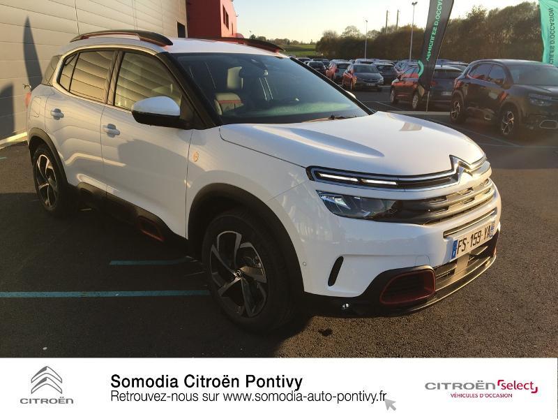 Photo 3 de l'offre de CITROEN C5 Aircross BlueHDi 180ch S&S C-Series EAT8 à 29990€ chez Somodia - Citroën Pontivy