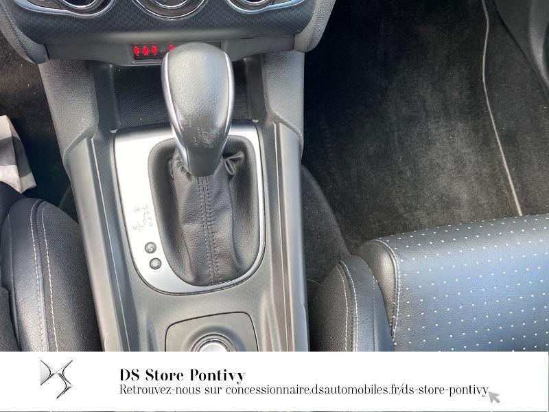 Photo 12 de l'offre de DS DS 4 THP 165ch Sport Chic S&S EAT6 à 16990€ chez DS Store Pontivy